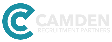 Camden Logo at Footer