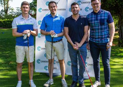 Team Harmonic - Annual Camden Golf Classic 2019