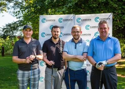 Team MUFG - Annual Camden Golf Classic 2019