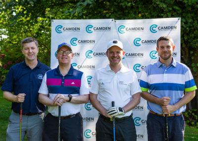 Team SEI - Annual Camden Golf Classic 2019