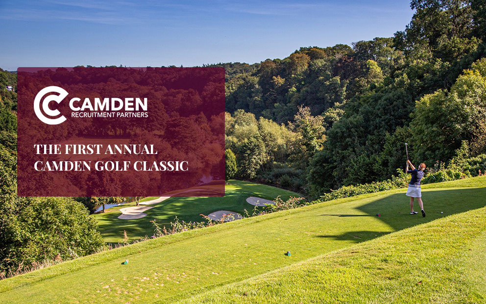 The First Annual Camden Golf Classic